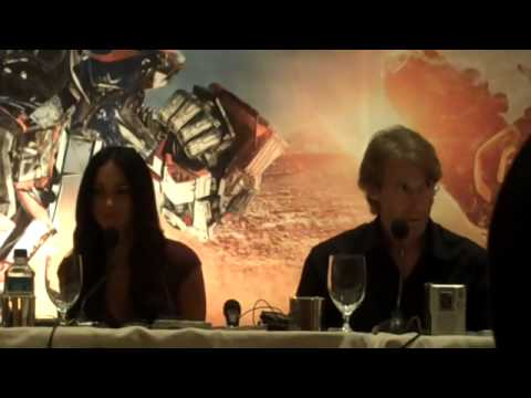 megan fox talks about modeling for michael bay