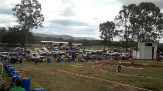 2011 Lowmead 3 Car 4wd Comp Man Made Stage Panorama