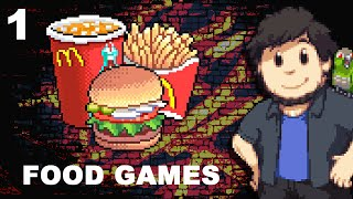 Repeat youtube video Food Games (PART 1) - JonTron