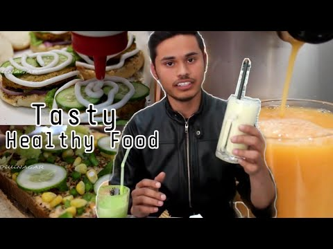 """Who Says """"HEALTHY FOOD CAN'T BE TASTY"""" 