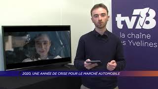 Yvelines | 2020, une année de crise pour le marché automobile