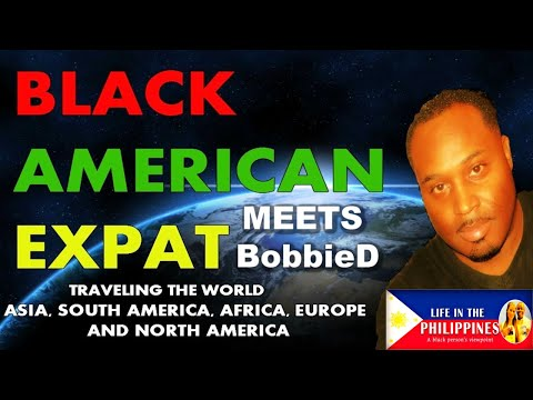 Black American Expat Meets Up With BobbieD