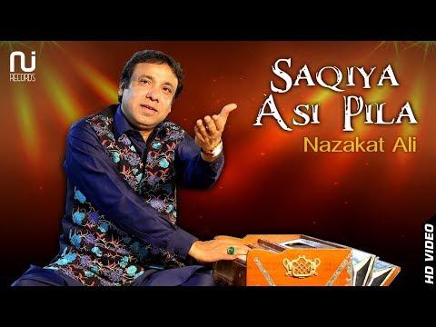 Saqiya Asi Pila - Nazakat Ali - New Qawwali 2018 - Ni Records
