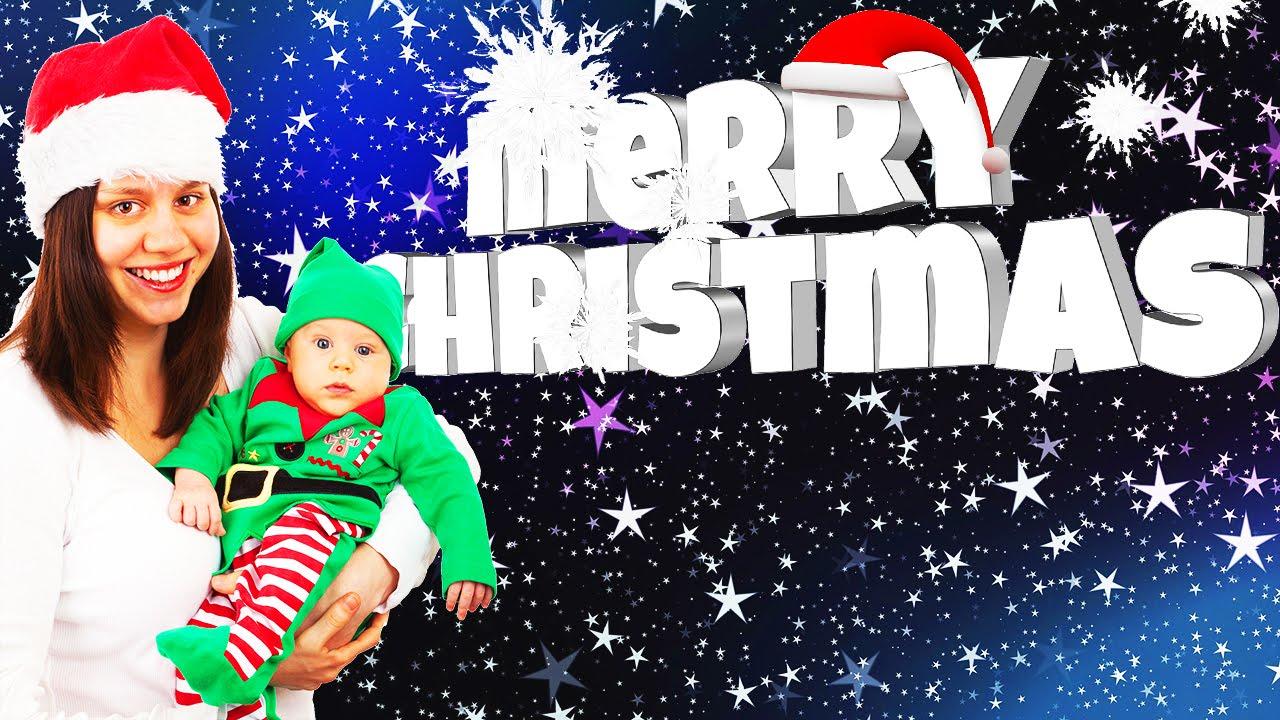 Christmas Lullaby for Baby- Christmas Songs- Christmas Carols ...