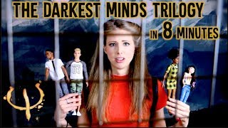 THE DARKEST MINDS SERIES IN 8 MINUTES
