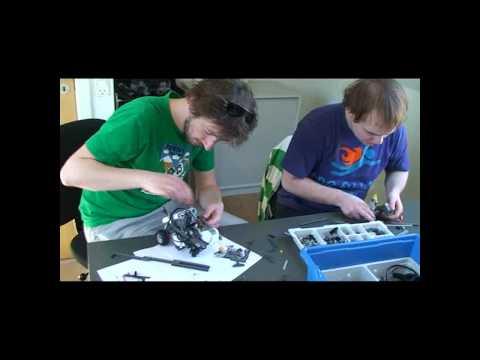 LEGO Mindstorms Collaboration Workshop CD