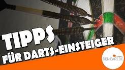 Darts-Tipps für Einsteiger🎯 | Konstanter Wurf | Darts-Tutorial | dein-dart.de