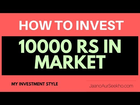 How to invest 10000 rs per month in share Market for safe returns -Model portfolio