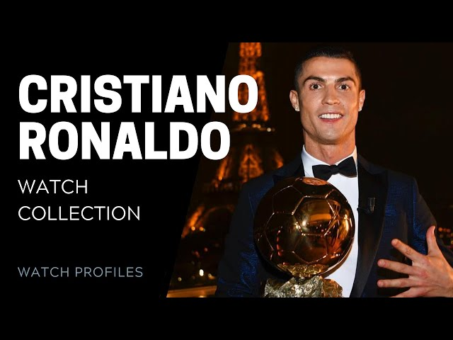 Cristiano Ronaldo's Watch Collection | SwissWatchExpo [Watch Collection]