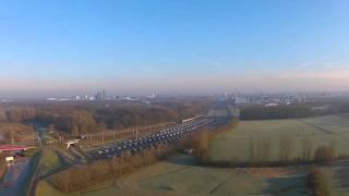 SpoorBrug Ijssel Zwolle