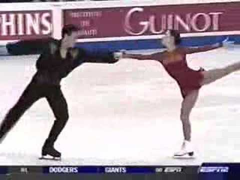 Shen and Zhao 2003 Worlds Long Program