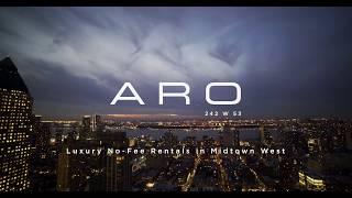 ARO |  Luxury No-Fee Rentals in Midtown West