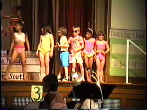 hamilton avenue school play in the 90's