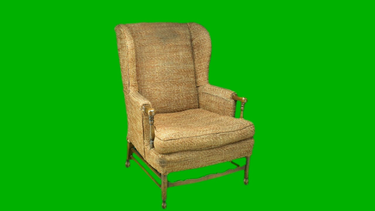 Archie Bunker S Chair From Tv Show All In The Family Youtube
