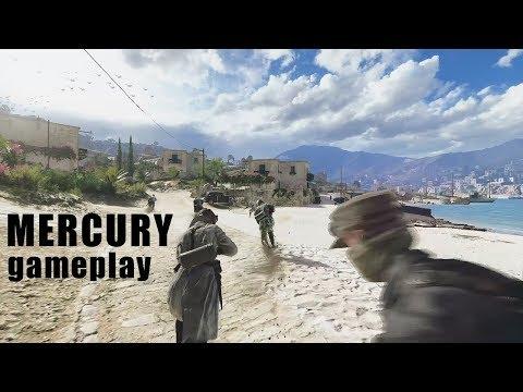 Battlefield V | Mercury Gameplay | No Hud | Ps4