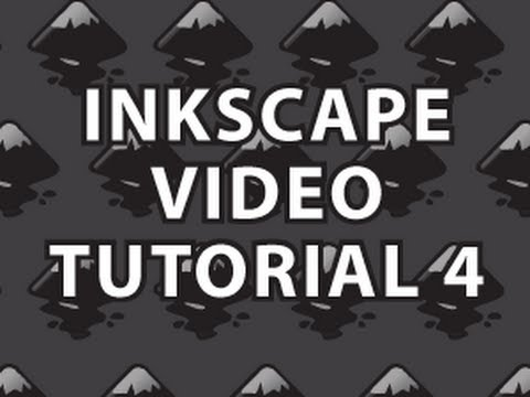 Inkscape Video Tutorial 4
