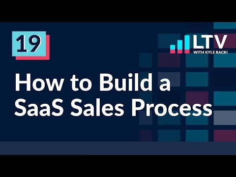 How To Build A Scalable SaaS Sales Process From Scratch | Ep 19