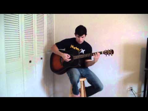 Dave Matthews Band - Crash Into Me - Guitar Lesson , Guitar Tab , Guitar Chords