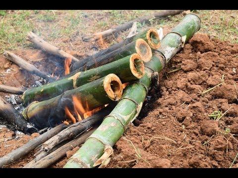 Healthy Bamboo Chicken Recipe | Rare Tribal Food