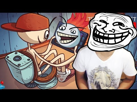 ក្រញាញ់ខួរ|TROLL FACE QUEST Khmer Gamer|VPROAGME