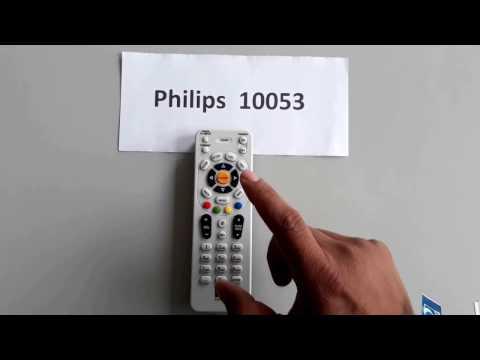 Como Configurar Tu Control Remoto Simplificado  Directv Para Tv Philips Nuevo Modelo