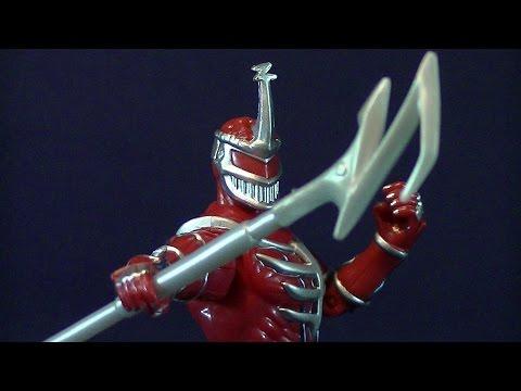 Prannoi SDCC x TRU 2014 Mighty Morphin Power Rangers Legacy 5 Lord Zedd Figure