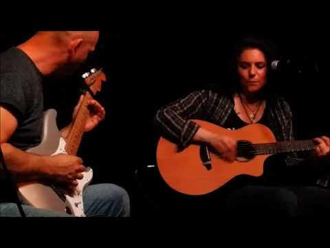 Rebecca Hosking and Dave Willmott You Know You Want To at The Bristol Fringe 27th June 2017