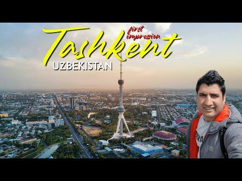 Welcome to Tashkent Uzbekistan || Arrived in Tashkent