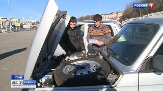 Жители Кубани покупали краденые автомобили
