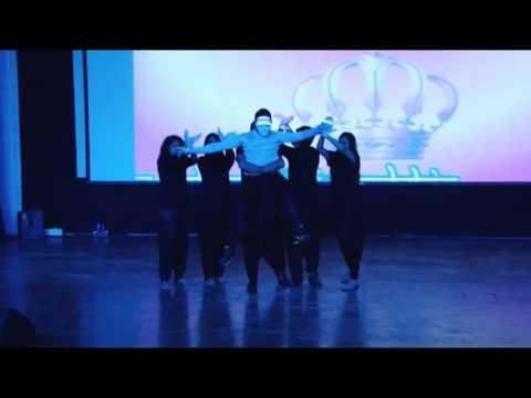 Western Dance Narmada River - Aiyaswamy Cultural Competition 2016 @ Sri Balaji Society, Pune