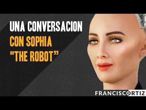 Sophia The Robot en Jalisco Talent Land 2018 - México