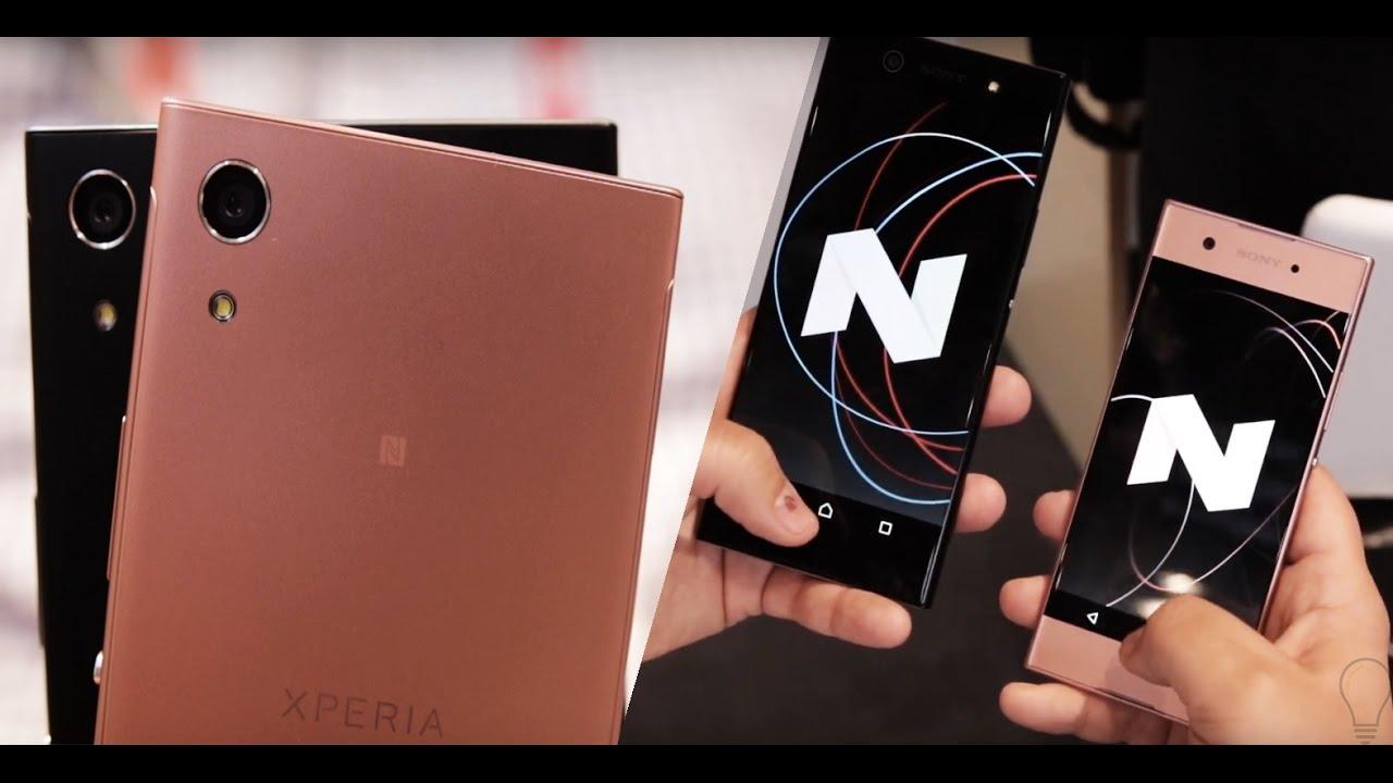 Sony xperia xa1 and xa1 ultra hands on android authority - Sony Xperia Xa1 E Xa1 Ultra Hands On Portugu S