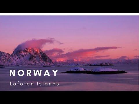INDIA TO NORWAY | Lofoten Islands (Norwegian Fjord)  |TRAVEL VLOG #1