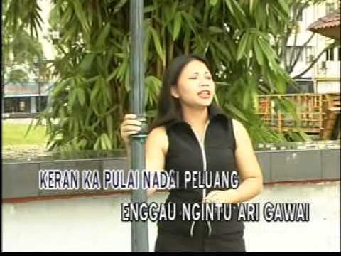 Sinu Enda Pulai Gawai - Jacky Inchun & Christina