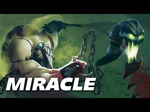 MIRACLE PUDGE