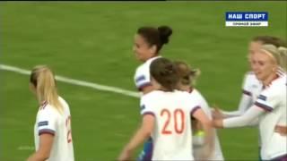 Хорватия - Россия. Отборочный турнир Чемпионата Европы-2017 среди женщин