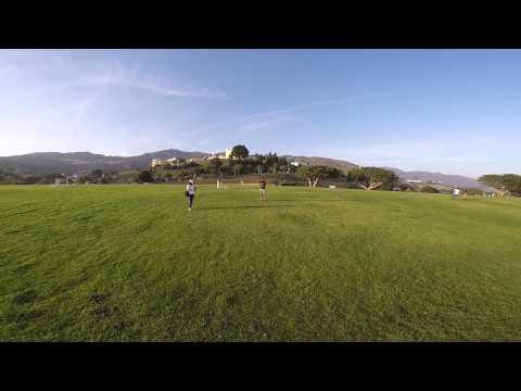 PEPPERDINE UNIVERSITY MALIBU DRONE - Mike Kass