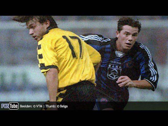 1997-1998 - UEFA-Cup - 03. 16de Finale - Beitar Jerusalem - Club Brugge 2-1