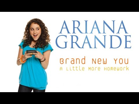 Ariana Grande Brand New You Lyric
