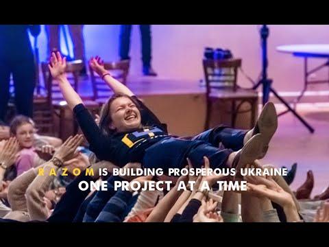 Razom Get Together in Kyiv