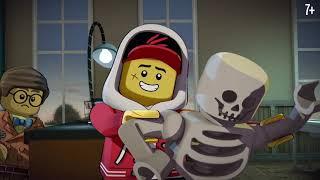 Мрак и рок - LEGO Hidden Side 2019 Эпизод 6