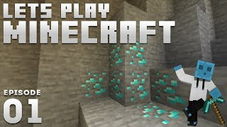 iJevin Plays Minecraft - Ep. 1: EPIC FIND! (1.14 Minecraft Let