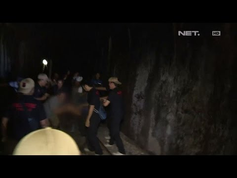 Aksi Petugas dan Warga Tangkap Pelaku Pencuri Motor di Terowongan Kereta Api - 86 Mp3