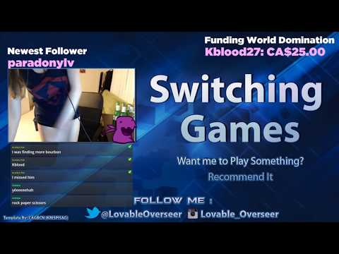 Twitch Girl Shows Camel Toe, Bum on Purpose / Intentionally whilst Live on Webcam thumbnail