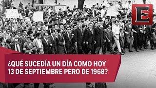 Histórico 1968: La marcha del silencio