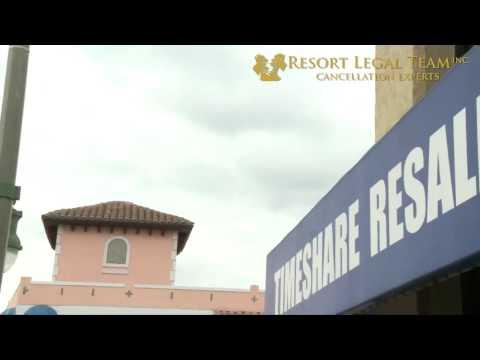 Timeshares - Just Say No - Money Talks - Resort Legal Team