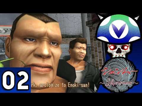 [Vinesauce] Joel - Shenmue ( Part 2 )