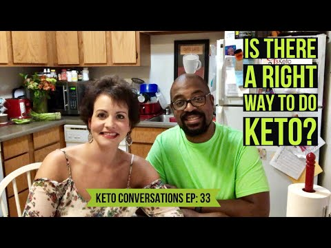 is-there-a-right-way-to-do-keto?-|-keto-conversations-ep:-33-#keto-#ketolifestyle