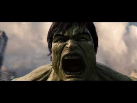 The Incredible Hulk- Hero