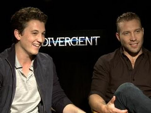 'Divergent' Stars Divulge Fun Personal Details